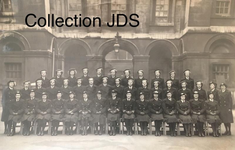 Les femmes au service de la Royal Navy: Wrens, QARNNS 3365a010