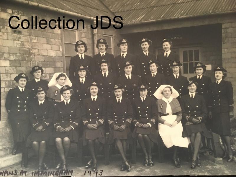 Les femmes au service de la Royal Navy: Wrens, QARNNS D0a45710