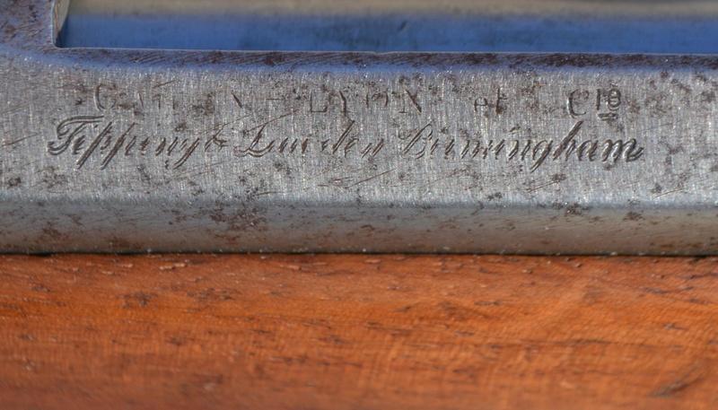 Recherche marquages plaques de couche Chassepot Marqua10