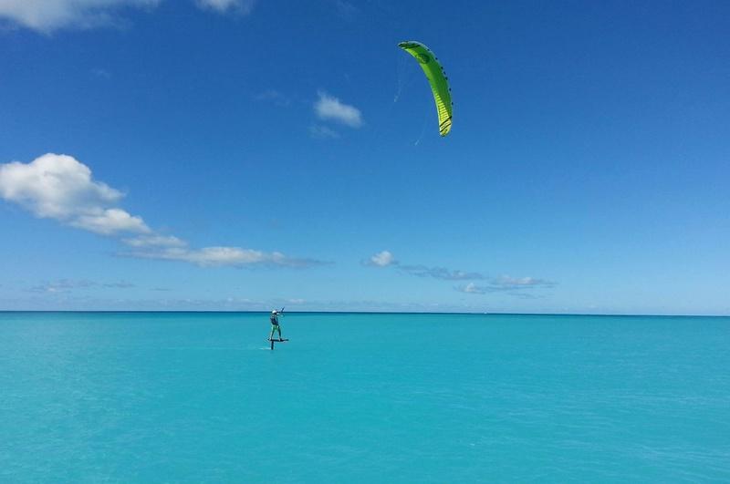 Antigua Barbuda Saison 4 Foil210