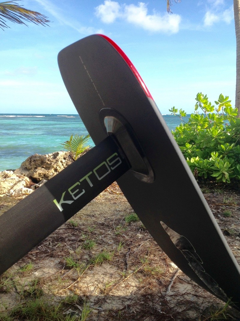 Une belle Config board Kakoo Shape et Foil Kétos Image23