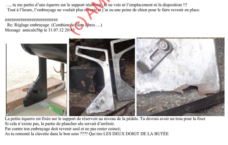 butee de pedale d'embrayage 896d4910