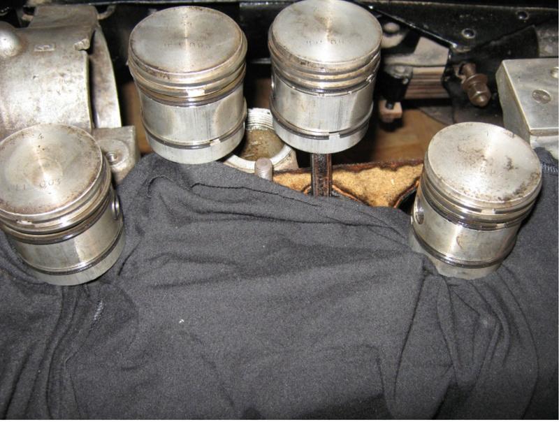 Souci de pistons sur 5hp  B2854610
