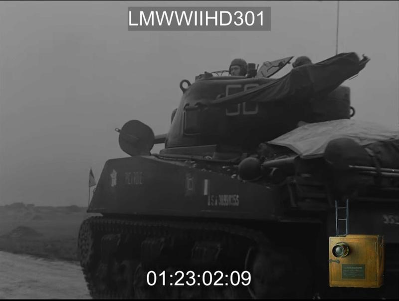 """Sherman M4A1 du 2ème escadron du 12ème RCA """"ANCINNES II"""" 30998310"""