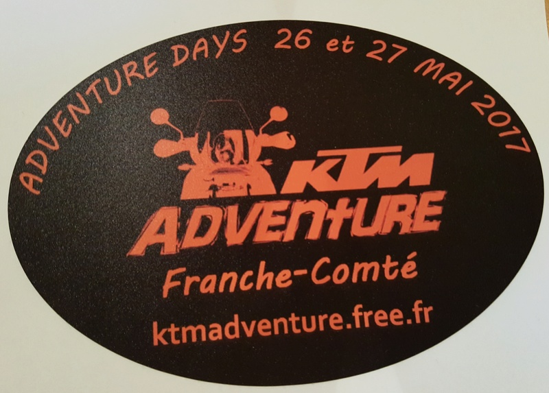 KTM Adventure Days 2017 - Doubs - du 24 au 28 Mai 2017 11-20110