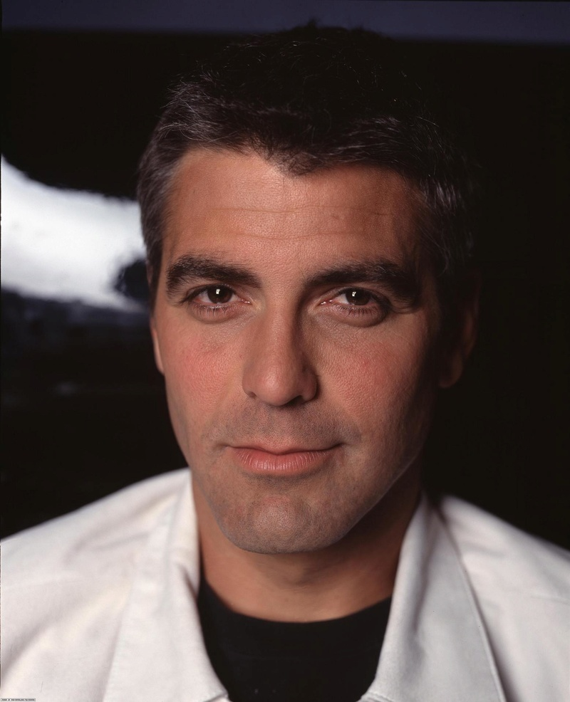 George Clooney the Evolution George12