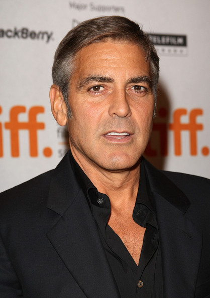 George Clooney the Evolution George13