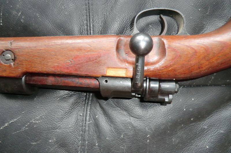 Mon Mauser Modyle17