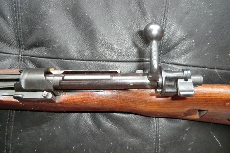Mon Mauser Modyle18