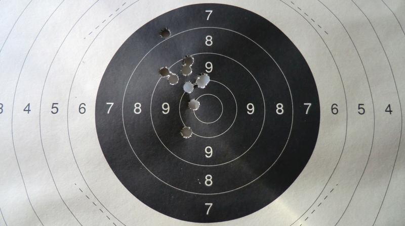 Essais, tirs, et comparatif de fusils réglementaires à cartouche poudre noire - Page 5 Vetter11