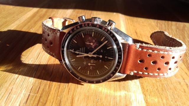 Bracelet de montres type racing ou rallye 20161211