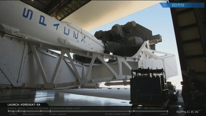 Falcon-9 (Koreasat-5A) - 30.10.2017 - Page 2 Tel10