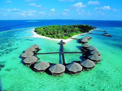 Makiri, l'atoll. Baros10