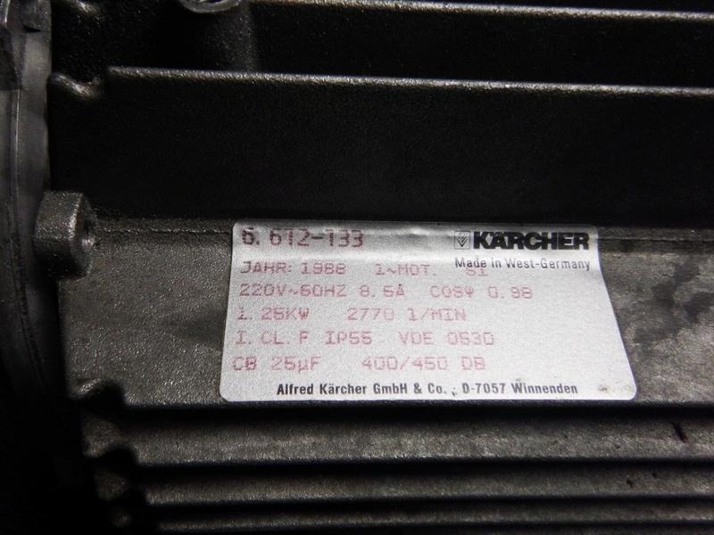 aide pour branchement moteur karcher  620M 220 volts Dscf2510