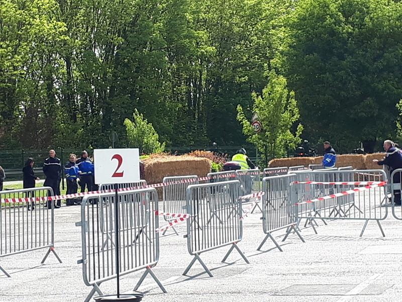Reprise de guidon à Moyvilliers avec les gendarmes 20180511