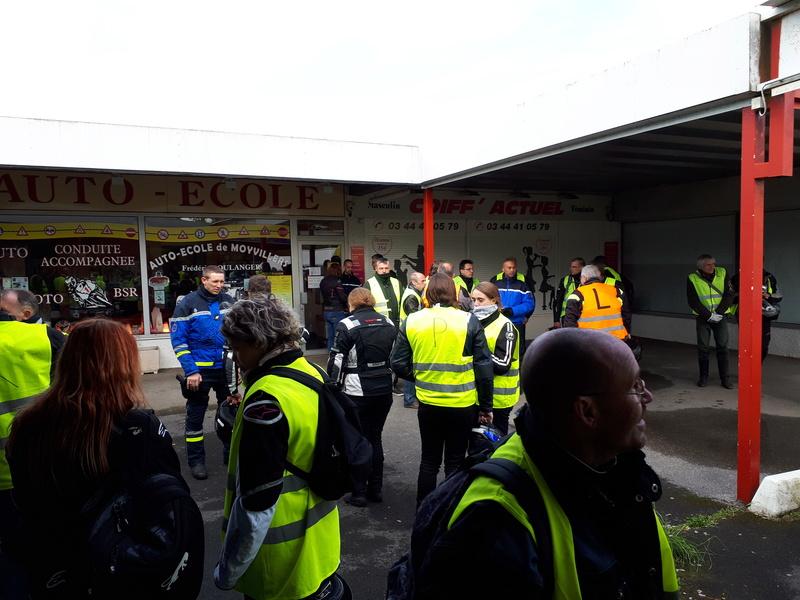 Reprise de guidon à Moyvilliers avec les gendarmes 20180512