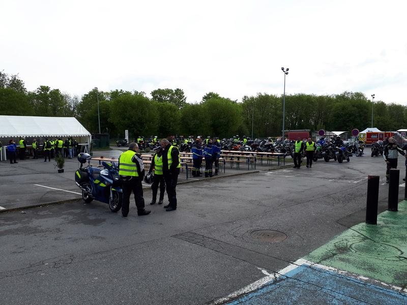 Reprise de guidon à Moyvilliers avec les gendarmes 20180514