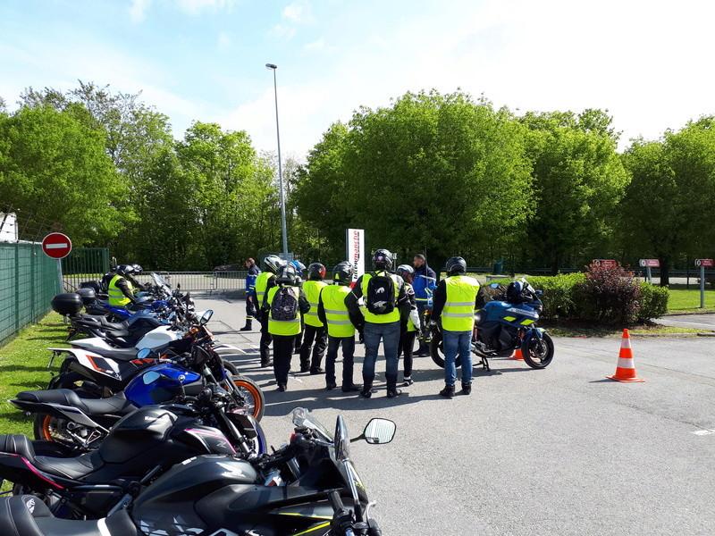 Reprise de guidon à Moyvilliers avec les gendarmes 20180515