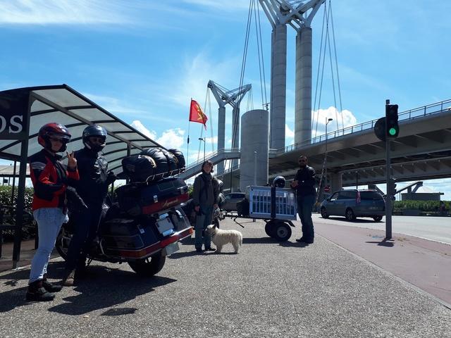 Balade du 3 Juin: Rassemblement voitures anciennes de mont St Aignan et lyons La forêt. 20180624