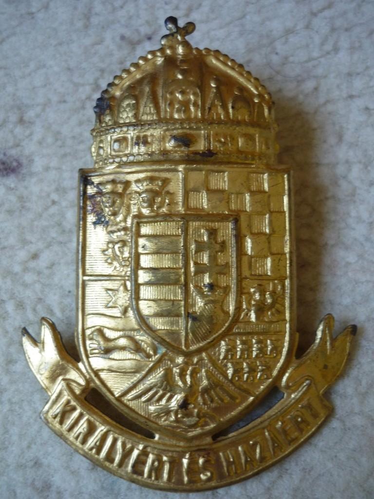 insignes de shako austro hongrois P1060810