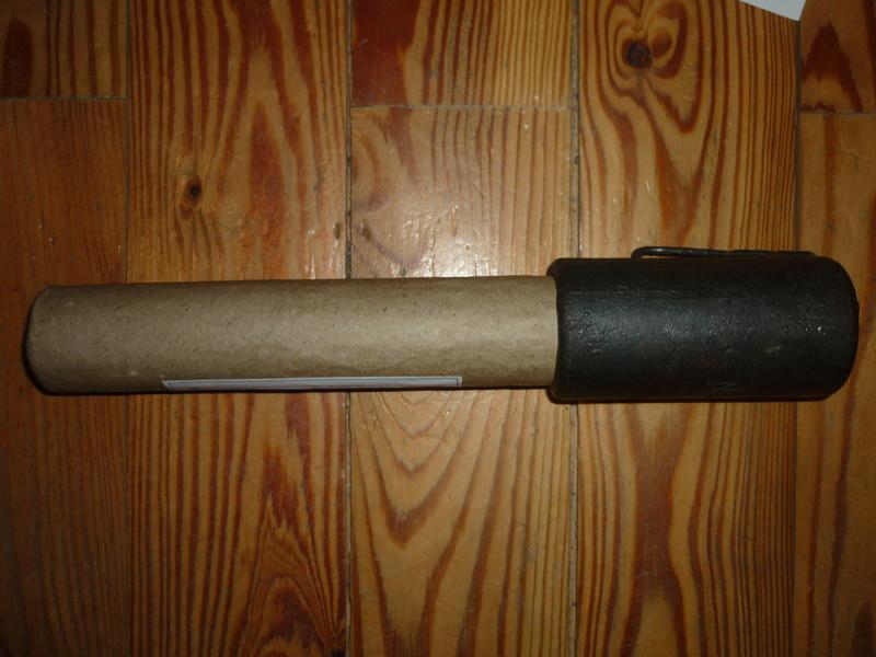 Grenade a manche Rohr - restauration P1260211