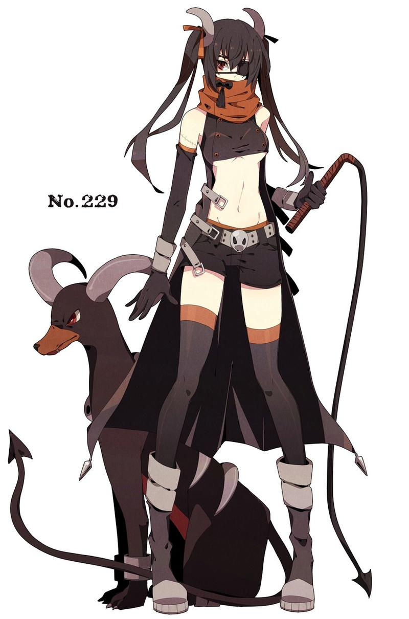 Luna's Trainers through the Ages O9hipo10