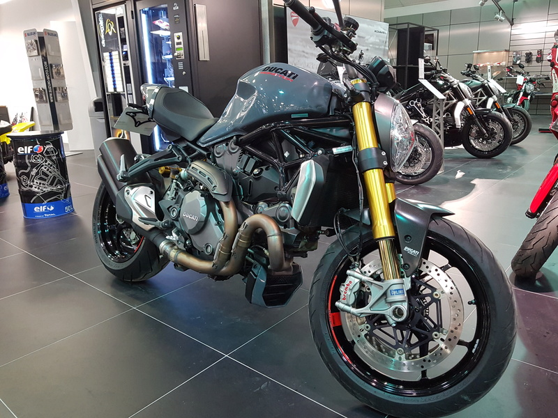 La monster 1200 s de Quark 20180312