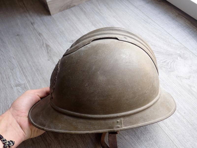 casque adrian service de santé  P5212311