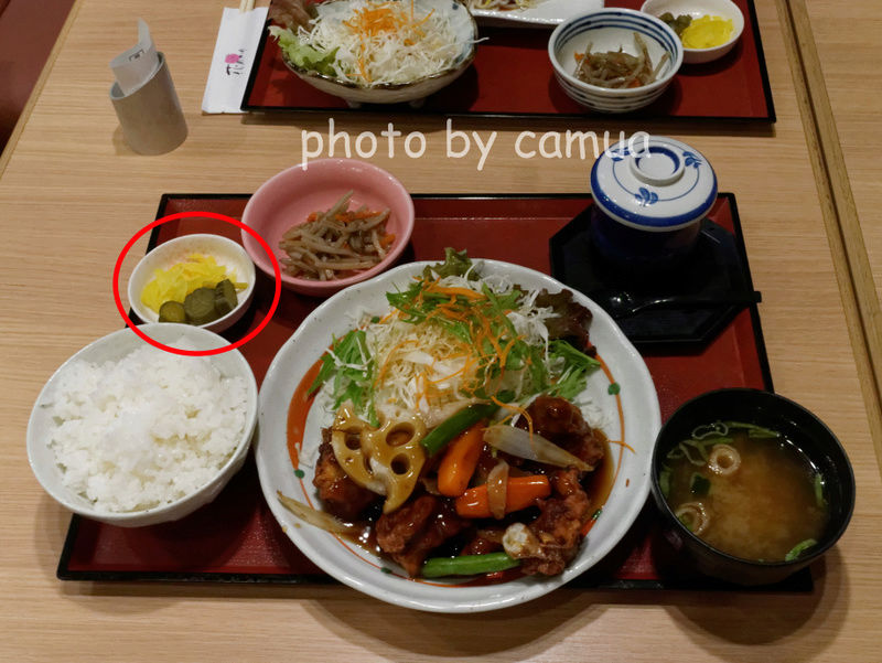 [Cuisine]Tsukemono  16-11-11