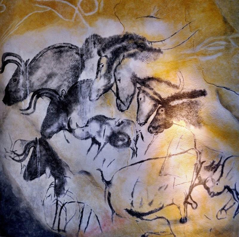 Grotte Chauvet : l'art pariétal dans toute sa splendeur B146de10