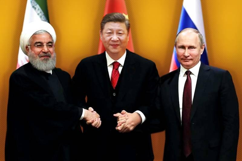 Китай встанет на сторону Ирана в случае агрессии со стороны США Orig11