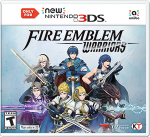 Review: Fire Emblem Warriors (New Nintendo 3DS Retail) - Page 1 00110