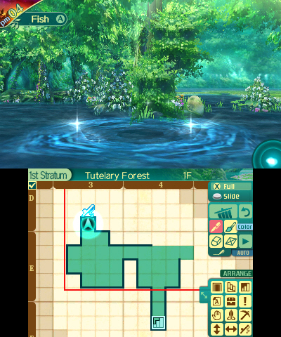 Review: Etrian Odyssey V: Beyond the Myth (3DS Retail) 00513