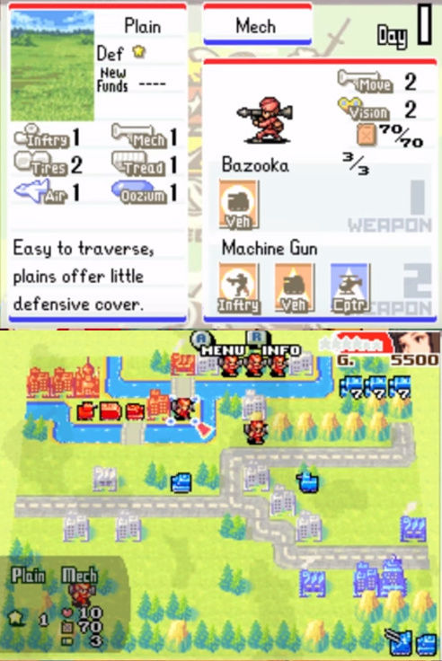 Review: Advance Wars: Dual Strike (Nintendo DS Retail) 00514