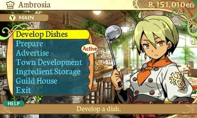 Review: Etrian Odyssey 2 Untold: The Fafnir Knight (3DS Retail) 00610