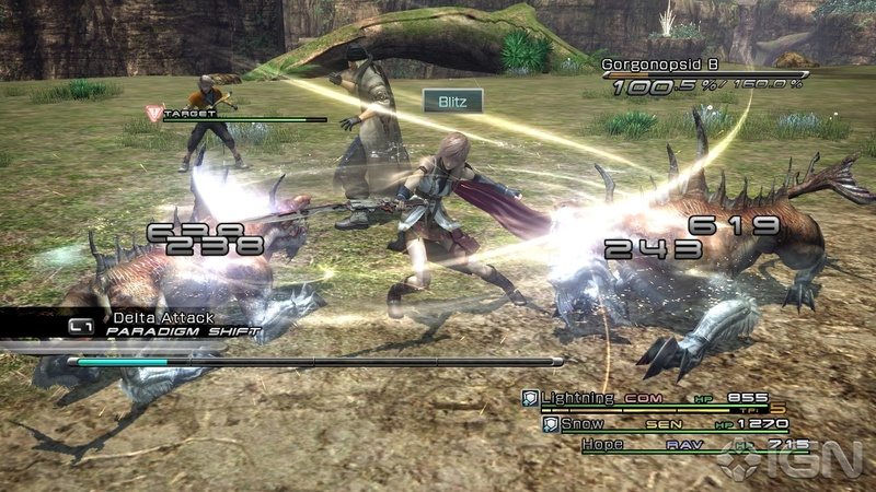 Review: Final Fantasy XIII (PS3 Retail) No410