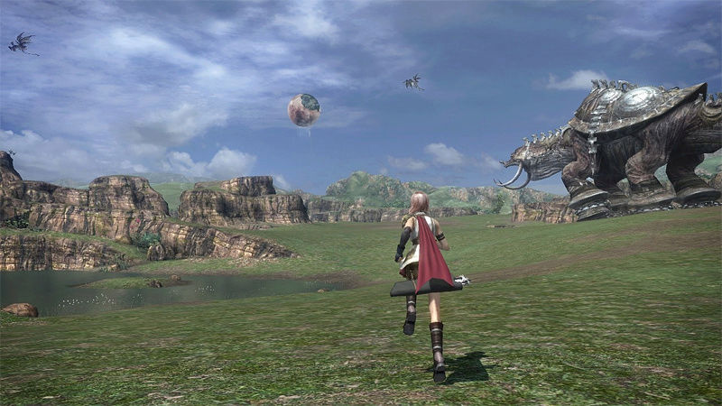 Review: Final Fantasy XIII (PS3 Retail) No510