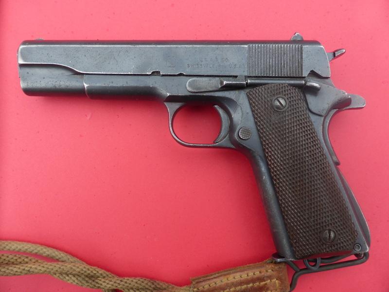 1911A1 US&S - UNION SWITCH & SIGNAL - Caractéristiques P1090410