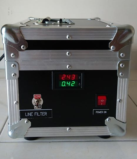 Isolation Transformer 2500VA (2000Watt) - custom made A20