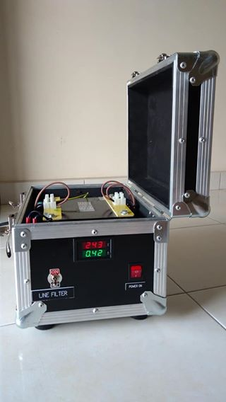 Isolation Transformer 2500VA (2000Watt) - custom made D12