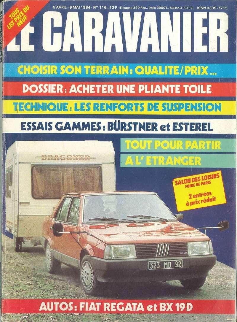 Esterel dans Le Caravanier 116_0011