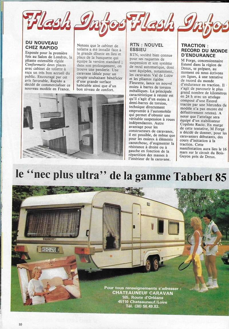 Esterel dans Le Caravanier 122_0013
