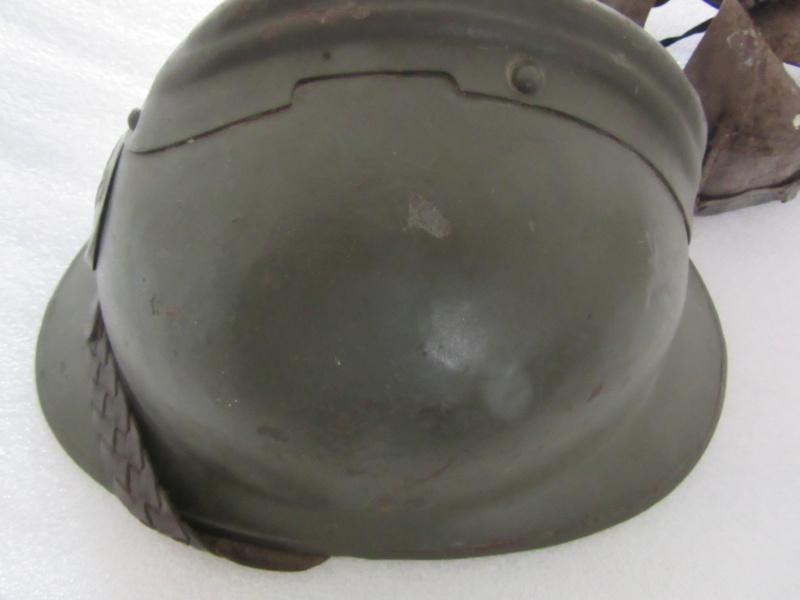 Casque de tirailleur - ESC- AVR3 Vendu Img_3413