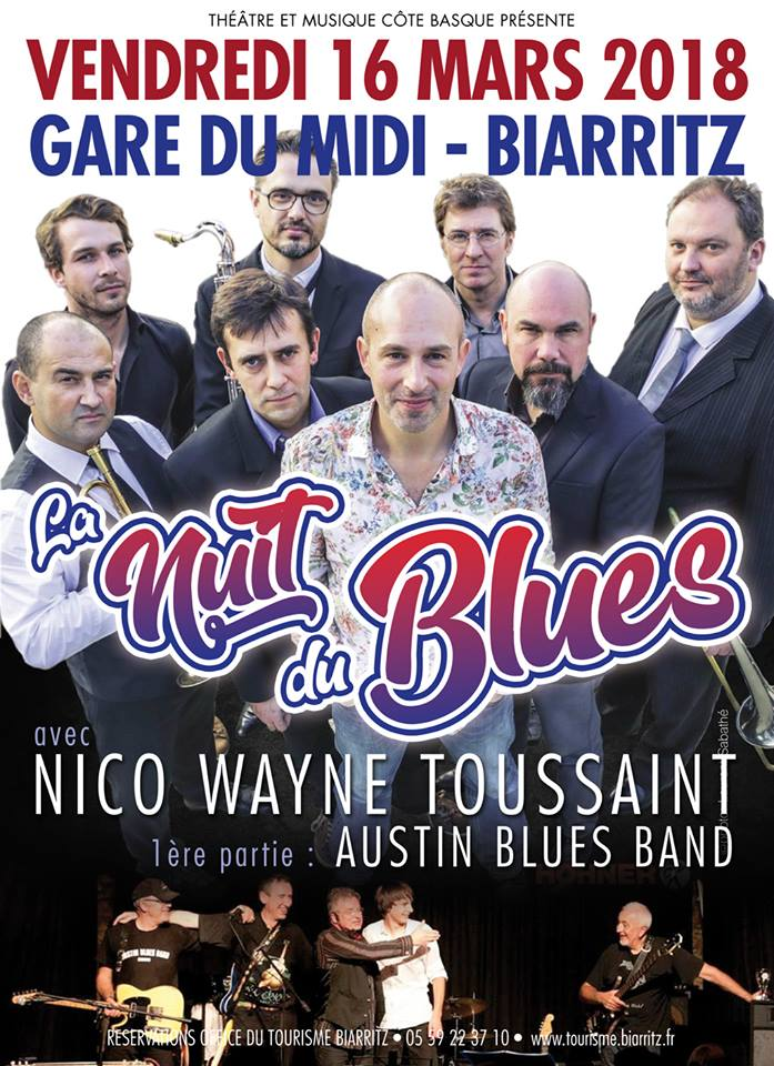 Nuit du Blues au Pays Basque 26168110
