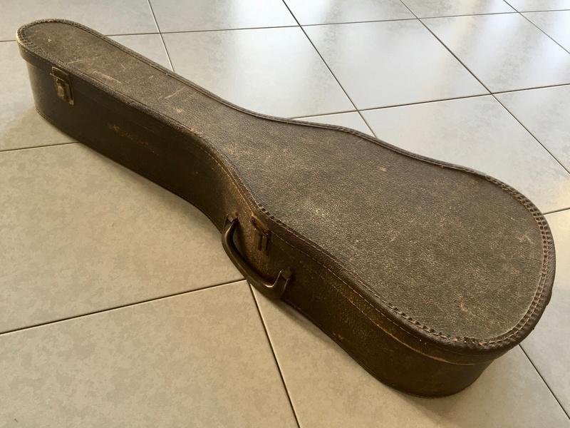Ukulele MARTIN baritone model 51 (1960's) Bari810
