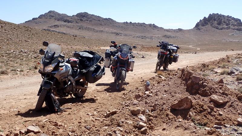 La traversée du Djebel Saghro n'est plus une piste ... P3300110