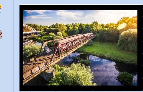 Puzzle #69 / Le vieux train sur le vieux pont Aa11