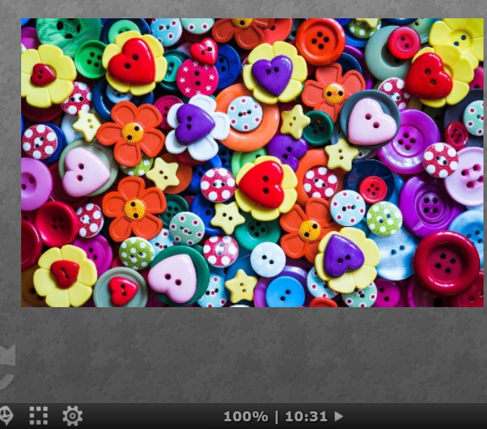 Puzzle #0358 / Fantasy buttons Aa137