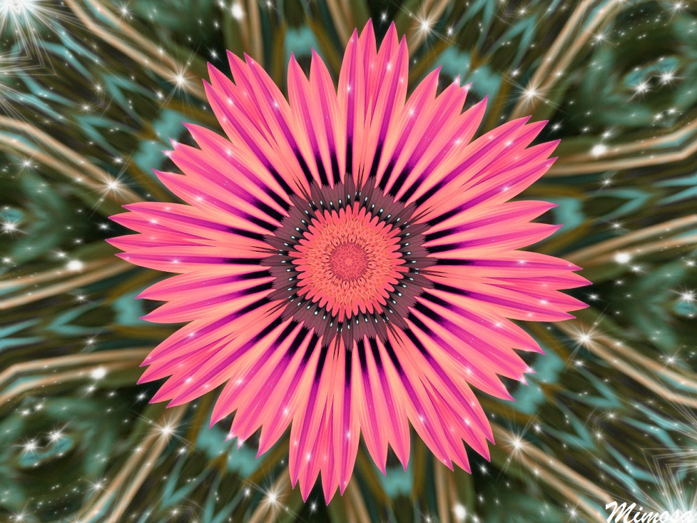 Puzzle #0388 / Kaléidoscope #35 by Mimosa Kal-3510