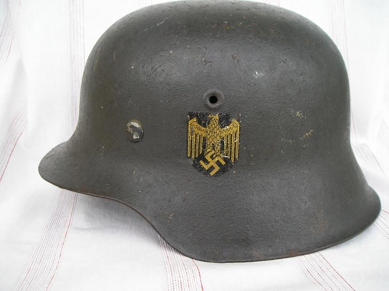 casque KM , EF 64 ,  modéle 1942 111